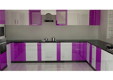 Kitchen Interior in Chennai